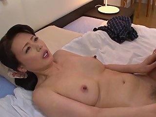 AnyPorn Porno - Mature Japanese Woman Indulges Her Husband With Kinky Sex