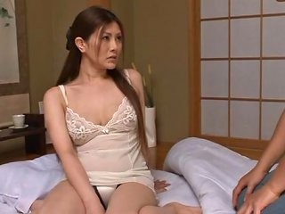 BravoTube Porno - Japanese Milf Enjoys Getting Banged Hard Doggystyle