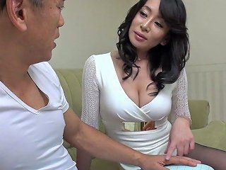 XCafe Porno - Awesome Hairy Pussy Of Charming Rei Kitajima Gets Stretched Missionary Style