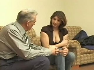 HellPorno Porno - Spanking And Caning By Old Man