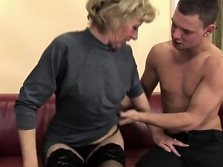 NuVid Porno - Just Because Shes Older Doesnt Mean She Cant Or Doesnt