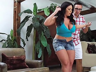 GotPorn Porno - Brazzers Dirty Masseur Rub And Fuck Thy Neighbor Scene Starring Sheridan Love And Keiran Lee