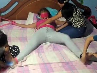 PornHub Porno - Tickling Torture By The Girls Turn Of Maryory