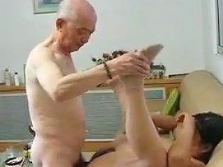 XHamster Porno - Chinese Granny Neighbour Gets Fucked By Chinese Grandpa