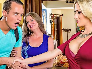 TXxx Porno - Blake Morgan Justin Hunt In My Mom's Best Friend Digitalplayground Txxx Com