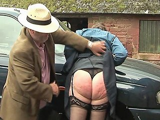 GotPorn Porno - Submissive Mature Wife Punished For Damaging The Car