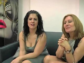 XHamster Porno - Nuria And Montse's Threesome With Julian's Cock Hd Porn 52