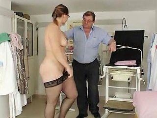 XHamster Porno - Milf Hairy Pussy Closeups And Real Gyno Exam Free Porn 63