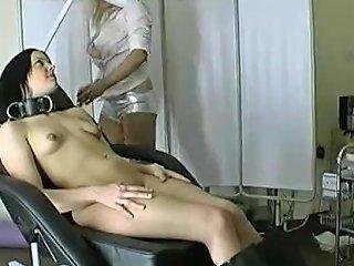 PornHub Porno - Lesbian Dentist Play