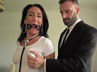 XHamster Porno - Handcuffed Uk Milf Edged While Cockriding Dom Free Porn A0